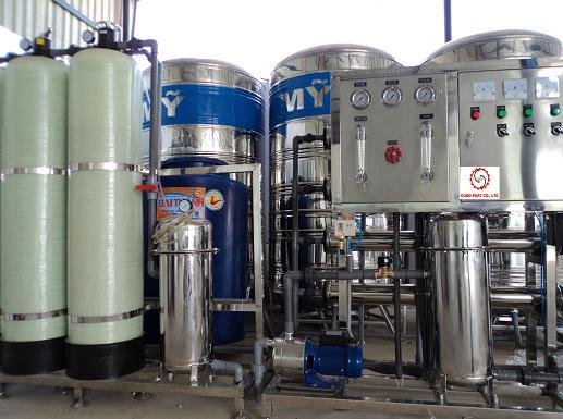 Dây chuyền sản xuất nước tinh khiết 21 lít chỉnh sửa